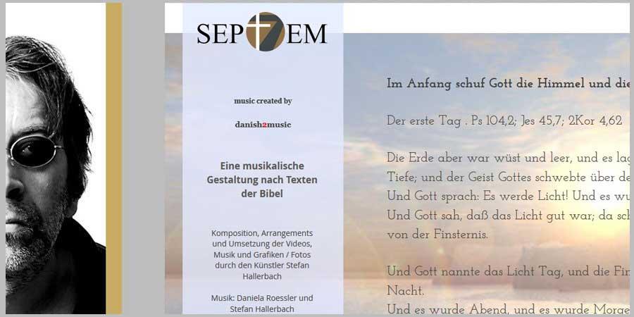 SEPTEM, Stefan Hallerbach, danish2music