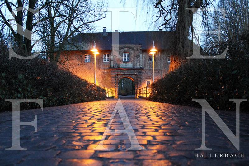 Schloss Rheydt; Fotografie Stefan Hallerbach