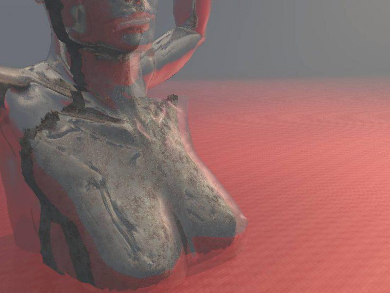 3D Design, Human Metal, Stefan Hallerbach, 2016
