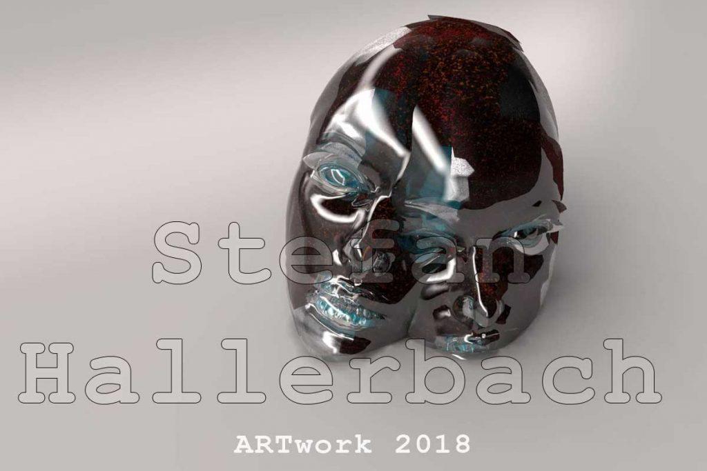 3d ART, Human Metal, Stefan Hallerbach