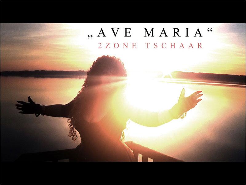 """Cover für Musicclip """"Ave Maria"""" von Stefan Hallerbach"""